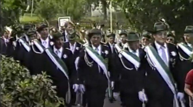 Sonntagsfutter: Barkhauser Schützenfest 1987