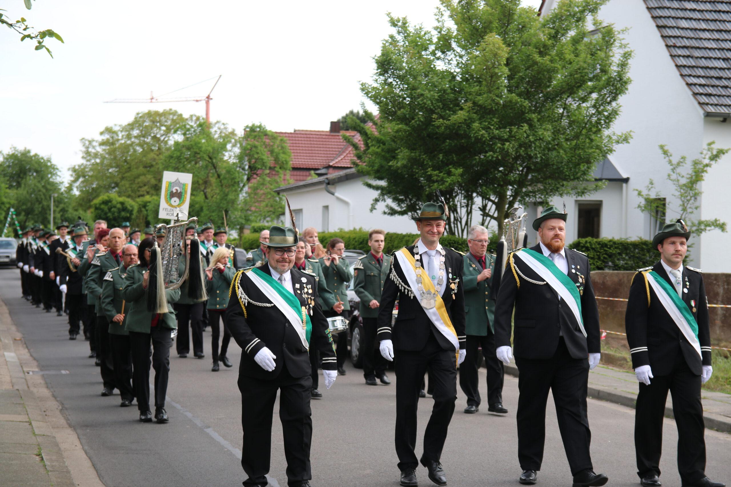 Rückblick: Das war das Schützenfest 2017 in Barkhausen!